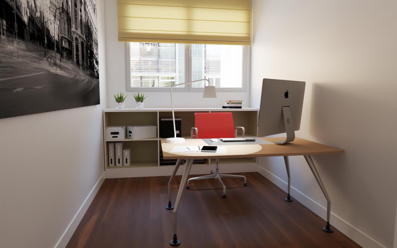 ▷ Nuevos espacios de trabajo en casa - Arkittai